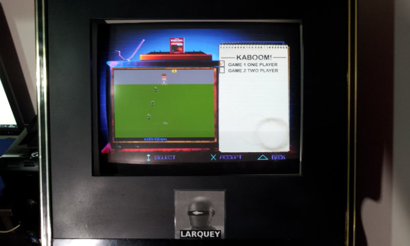 Larquey: Activision Classics: Kaboom! [Game 1] (Playstation 1 Emulated) 95 points on 2018-05-20 10:06:50