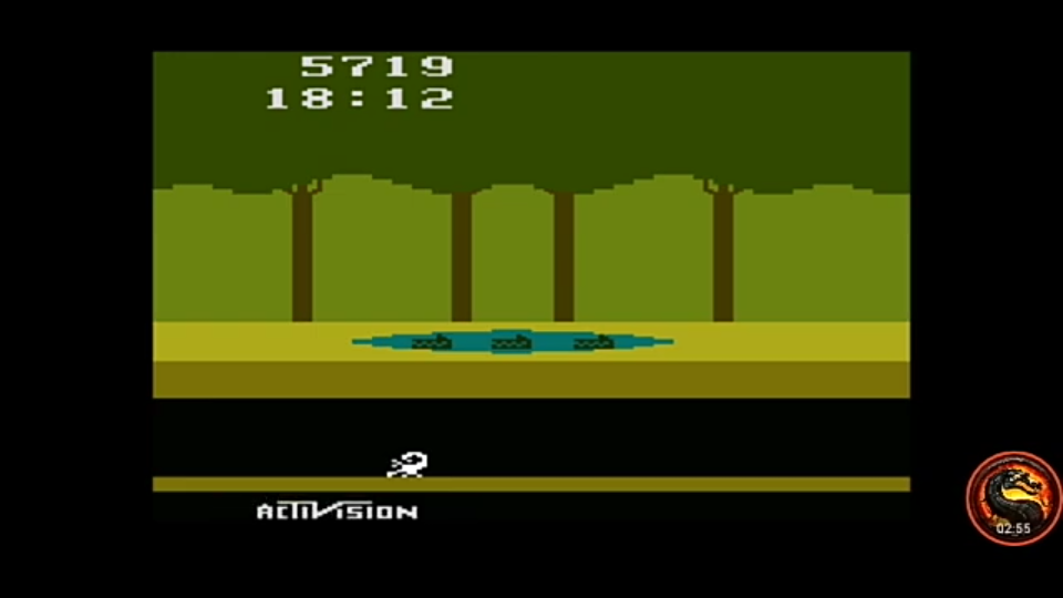 omargeddon: Activision Classics: Pitfall [Game 1] (Playstation 1 Emulated) 5,719 points on 2021-01-10 22:06:35