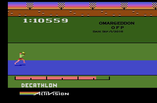 omargeddon: Activision Decathlon (Atari 2600 Emulated) 10,559 points on 2016-09-01 17:02:14