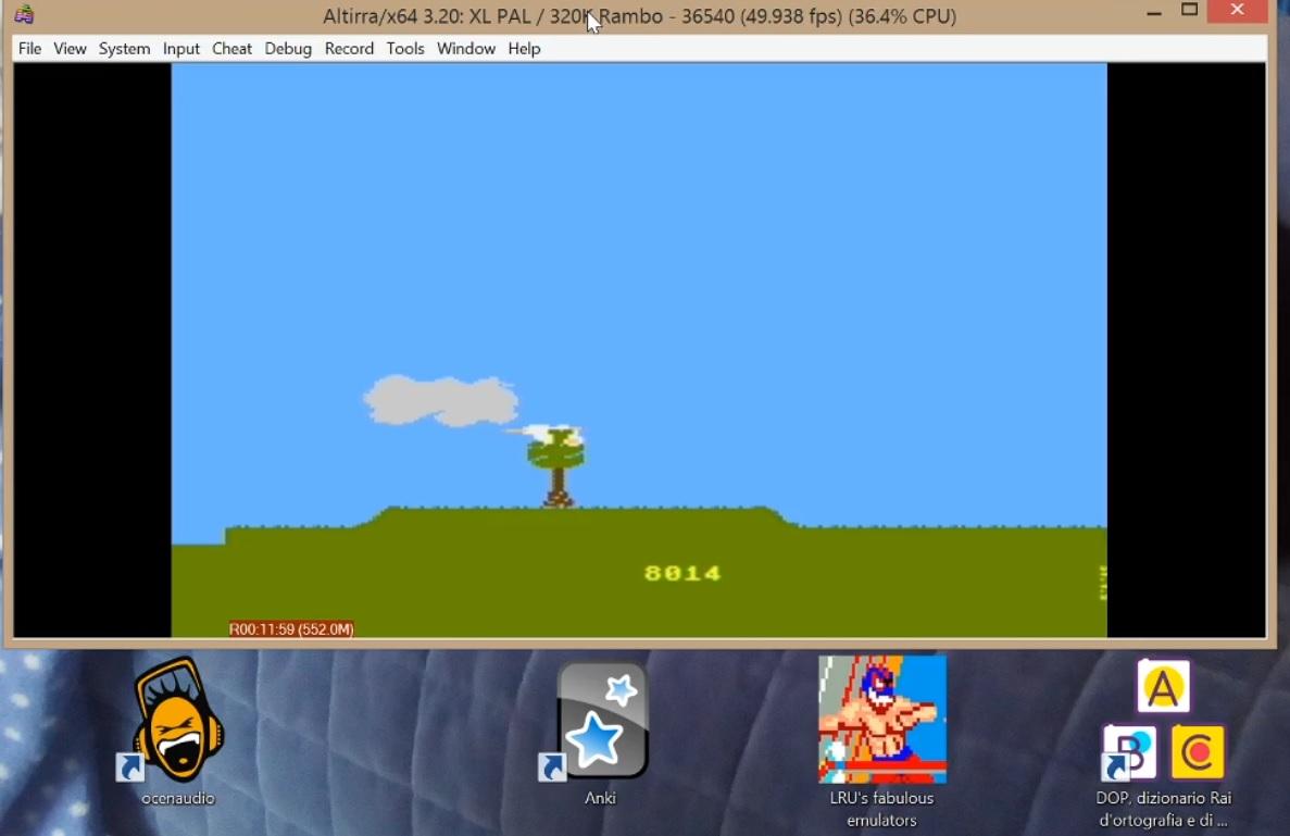 LuigiRuffolo: Adebar (Atari 400/800/XL/XE Emulated) 8,014 points on 2020-07-22 13:20:24