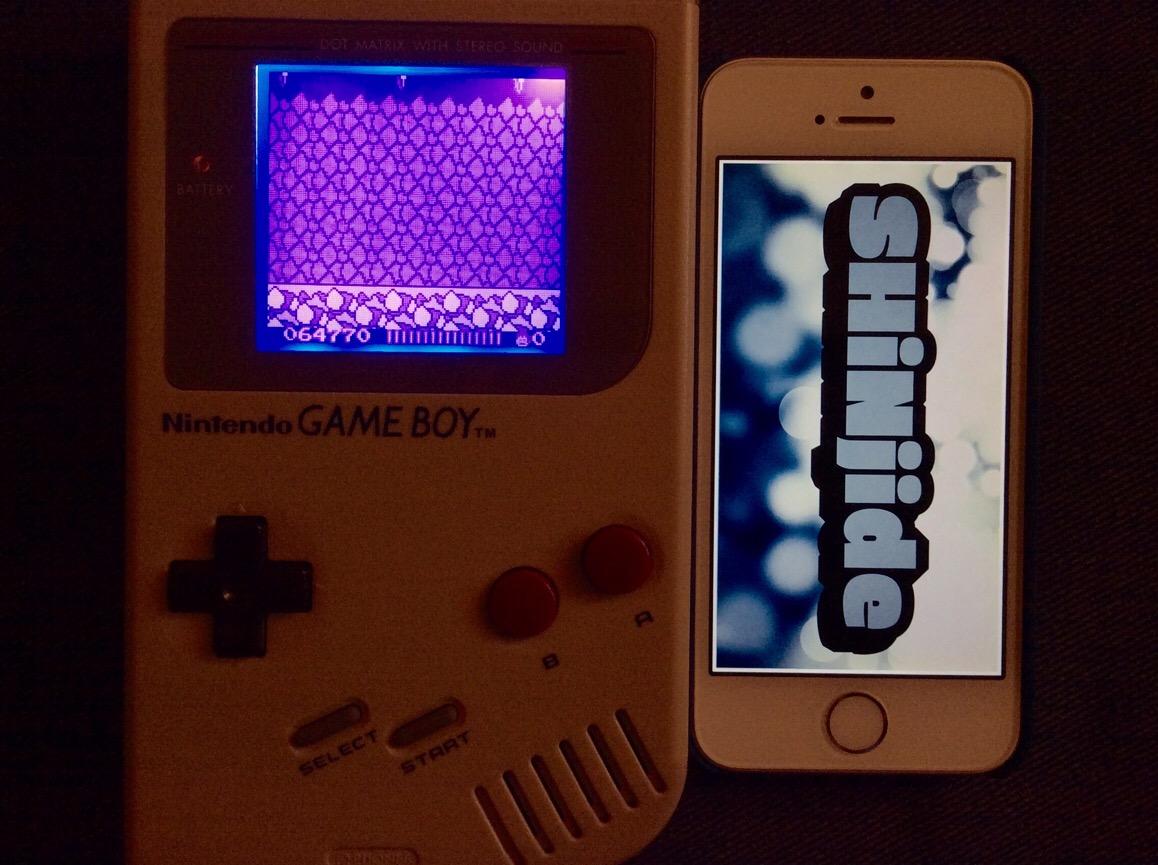 SHiNjide: Adventure Island I (Game Boy) 64,770 points on 2015-08-15 12:19:24