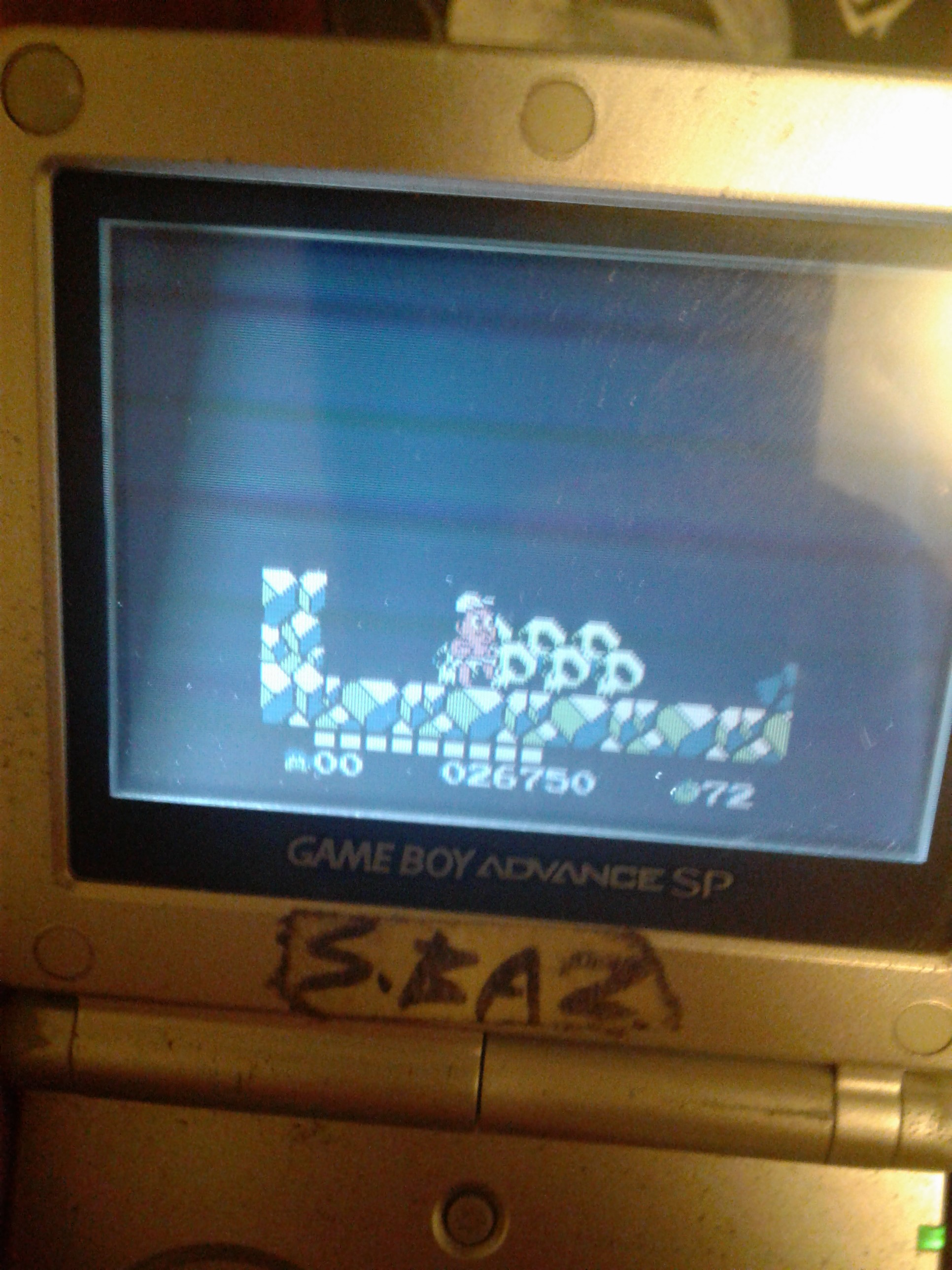 S.BAZ: Adventure Island II (Game Boy) 26,750 points on 2021-05-03 17:20:39