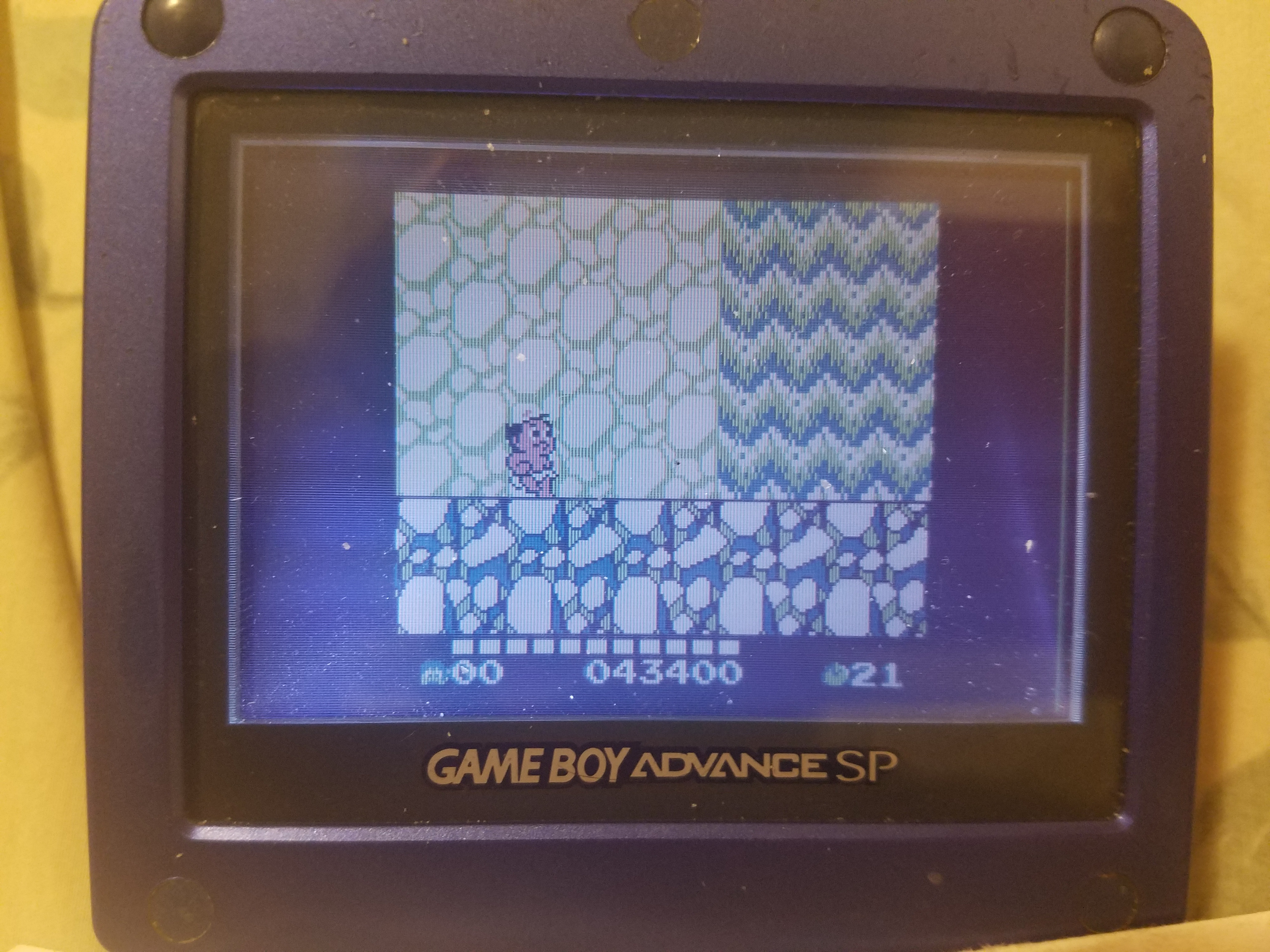 8bitDeity: Adventure Island II (Game Boy) 43,400 points on 2018-05-13 22:09:19