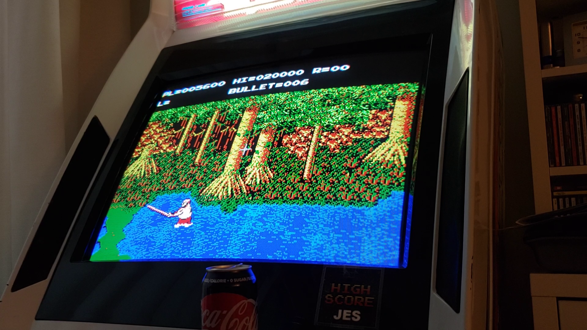 JES: Adventures of Bayou Billy: Game A (NES/Famicom Emulated) 5,600 points on 2020-07-23 22:21:59