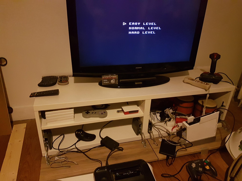 EddieNiceguy: Aerial Assault [Easy] (Sega Master System) 43,440 points on 2021-02-27 16:41:14