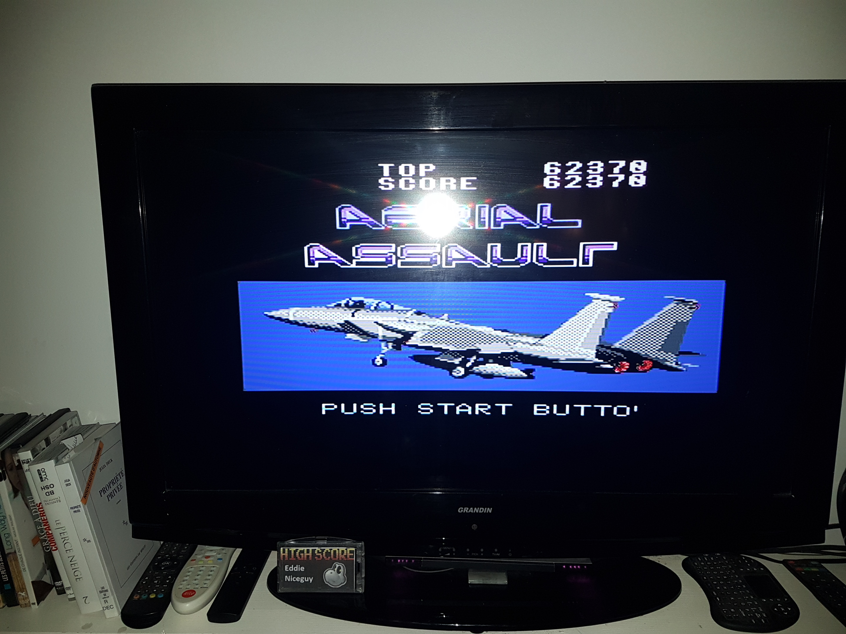 Aerial Assault [Easy] 62,370 points
