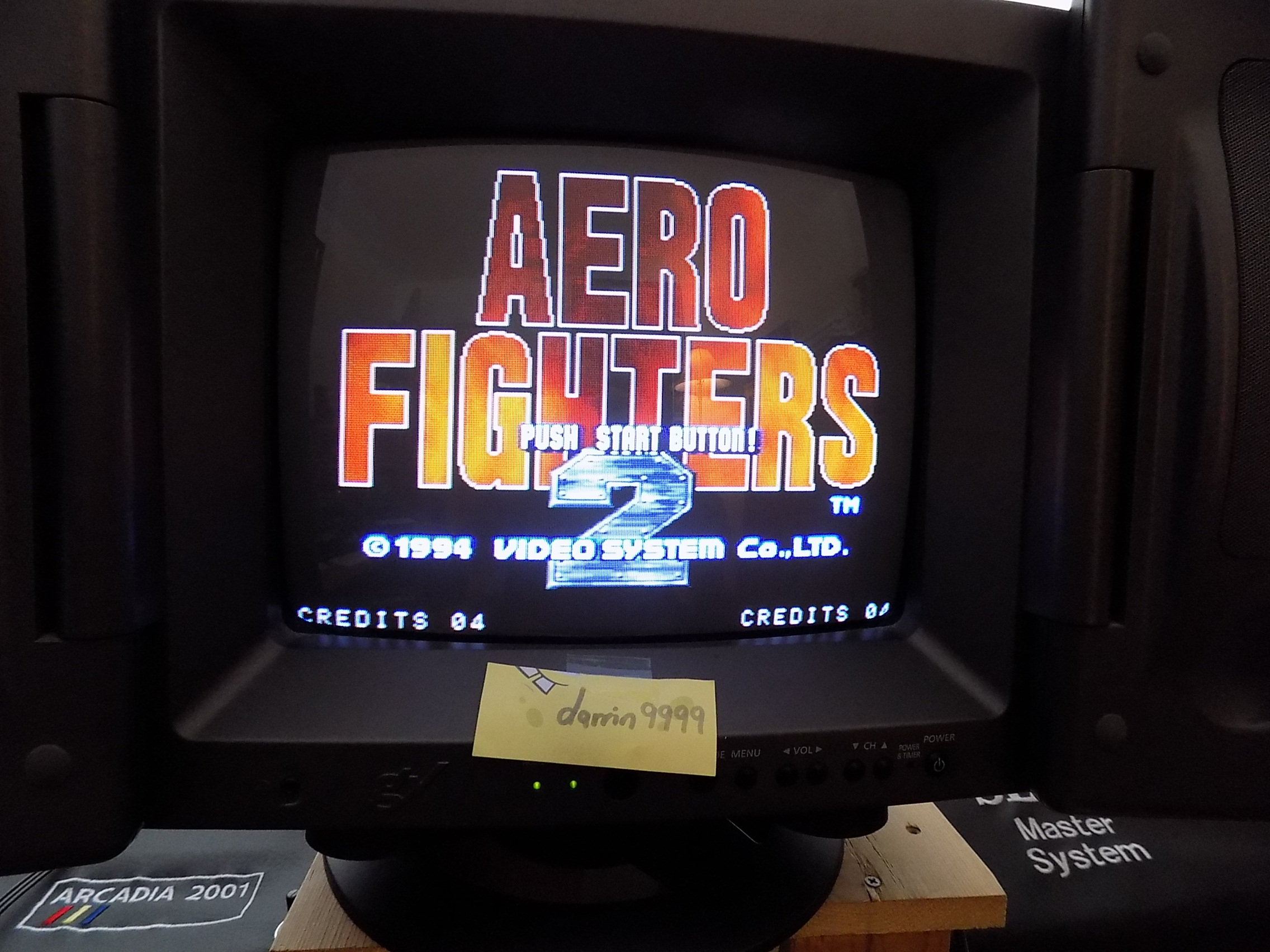 darrin9999: Aero Fighters 2 / Sonic Wings 2 (Neo Geo) 59,200 points on 2017-09-07 13:15:15