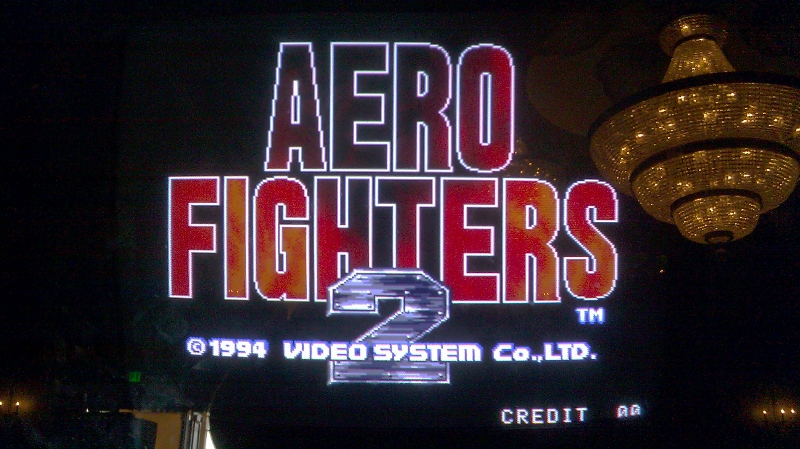 ichigokurosaki1991: Aero Fighters 2 / Sonic Wings 2 [sonicwi2] [Continues Allowed] (Arcade) 811,421 points on 2016-05-27 00:47:23
