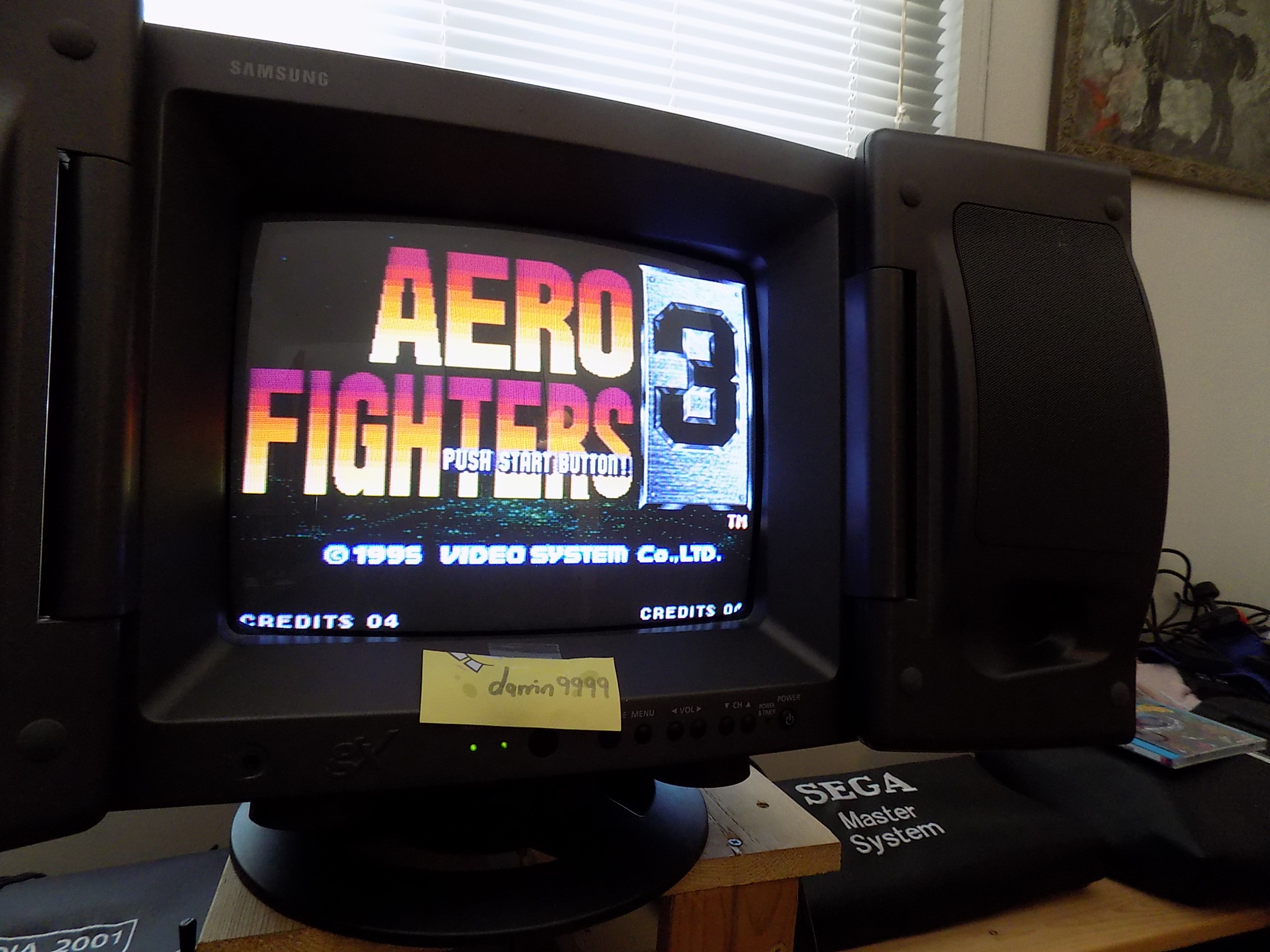 darrin9999: Aero Fighters 3 / Sonic Wings 3 (Neo Geo) 355,700 points on 2017-09-08 10:39:52