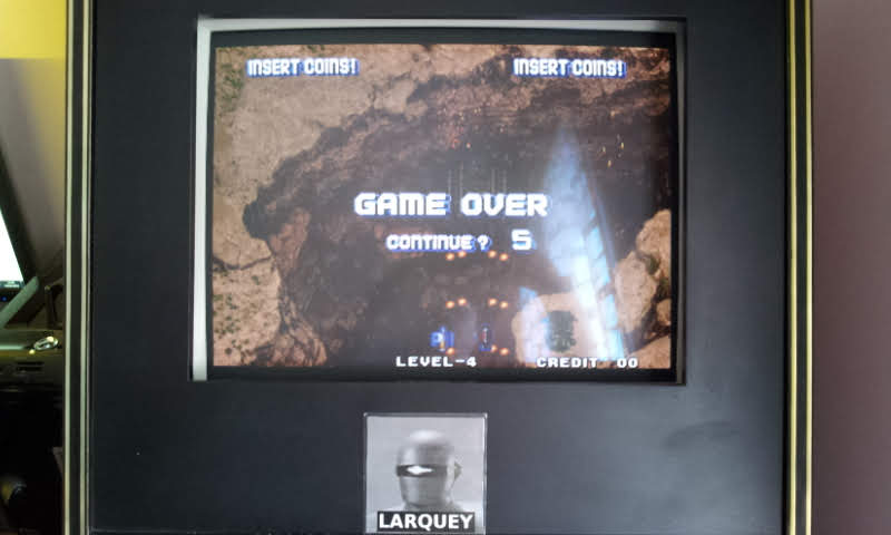 Larquey: Aero Fighters 3 / Sonic Wings 3 (Neo Geo Emulated) 272,600 points on 2018-06-03 09:08:36