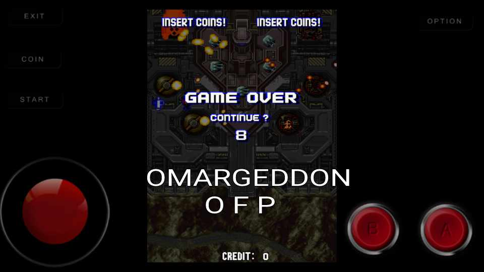 omargeddon: Aero Fighters (Arcade Emulated / M.A.M.E.) 138,600 points on 2016-11-27 23:38:44