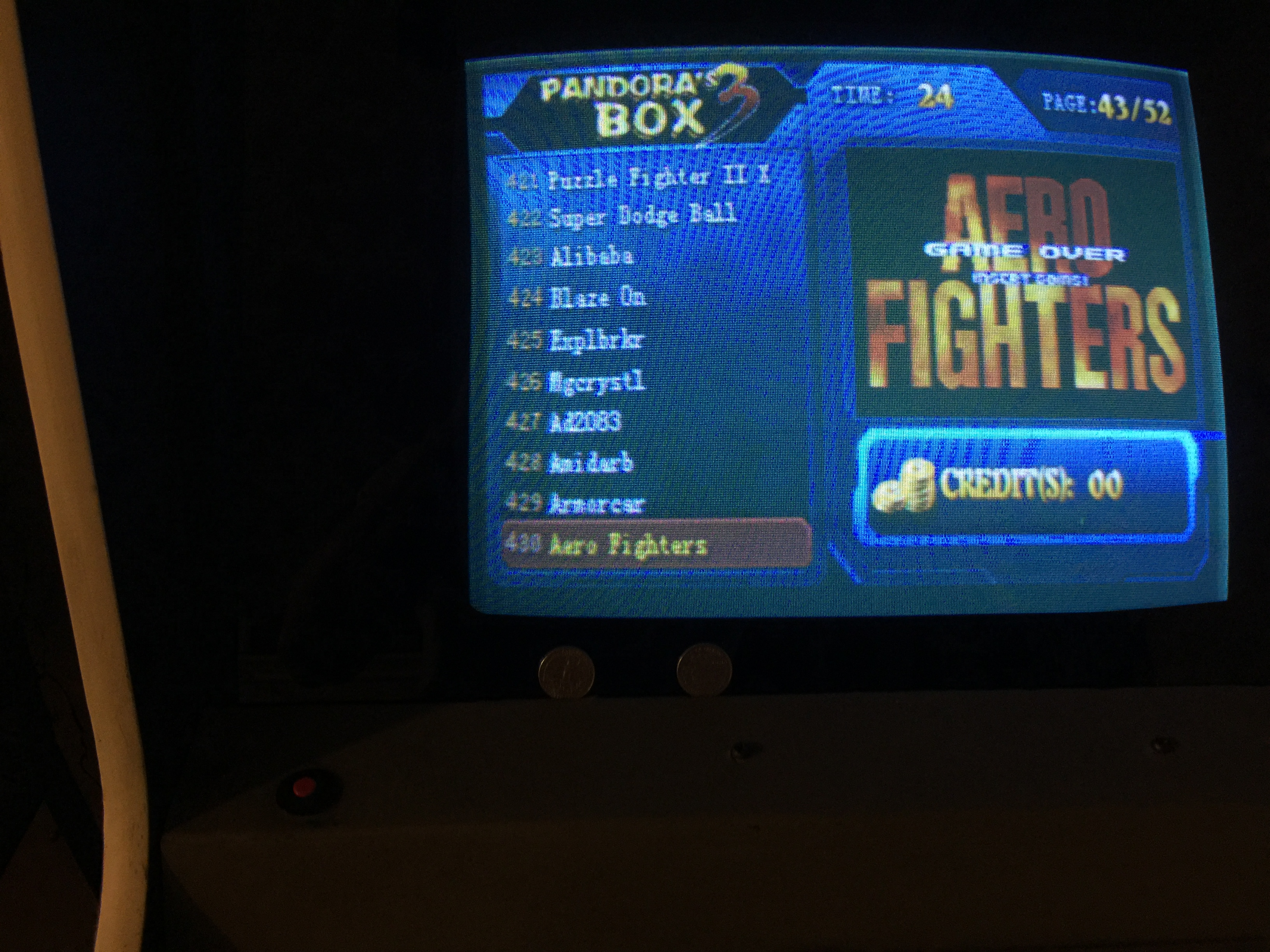 Aero Fighters 180,200 points