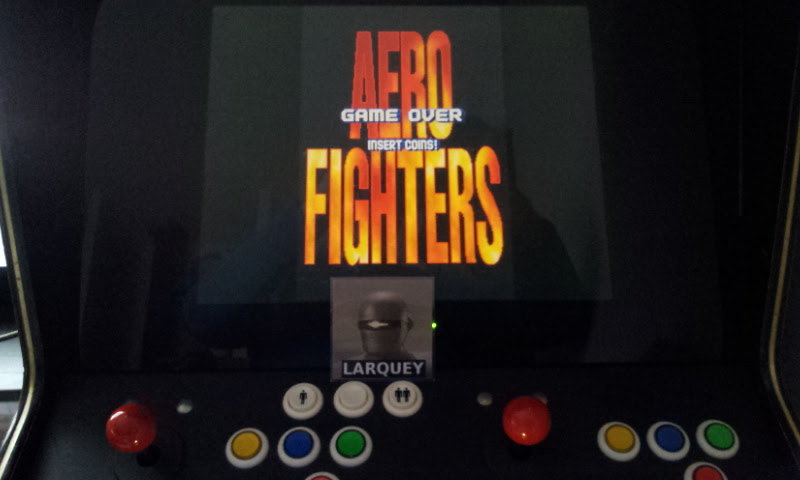 Larquey: Aero Fighters (Jamma Pandora