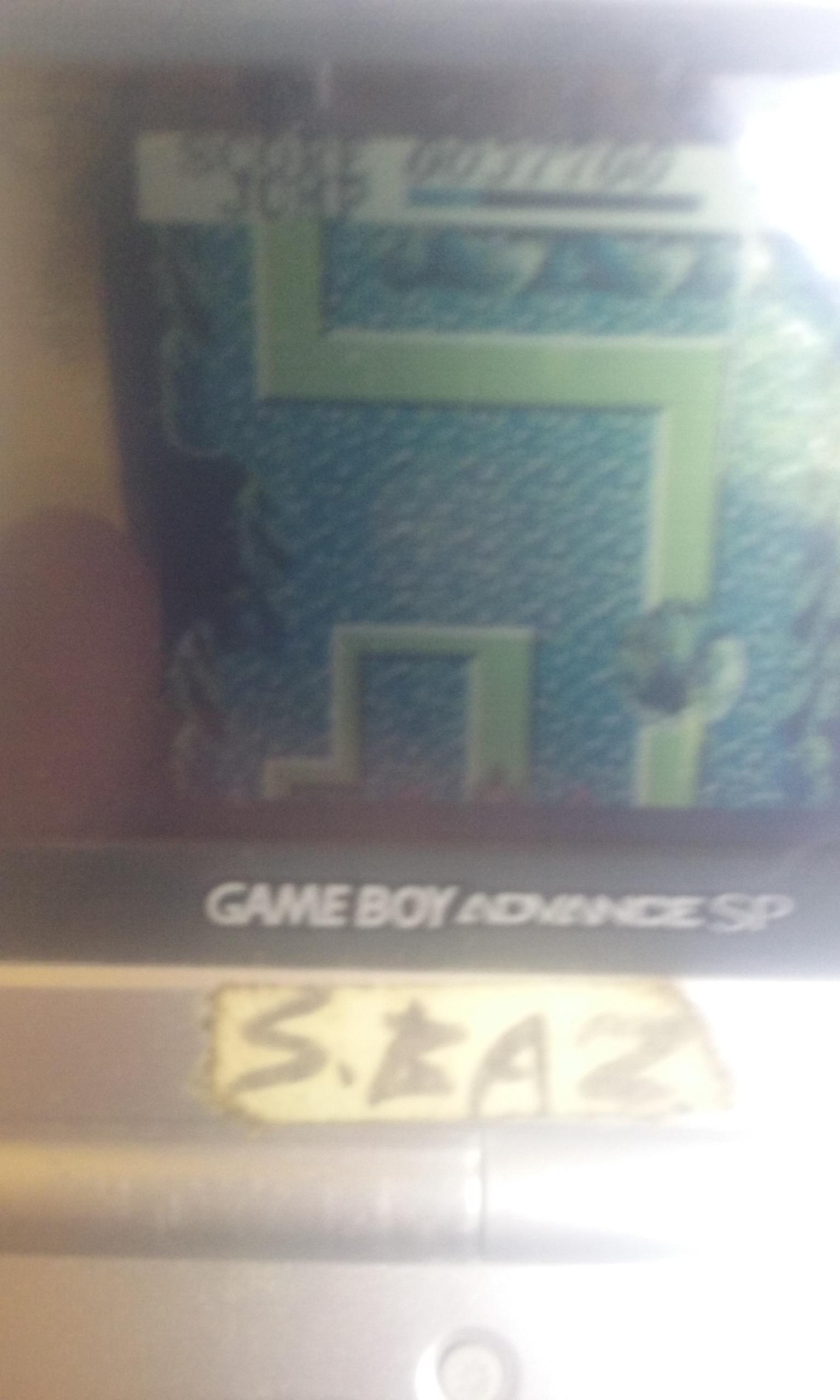 S.BAZ: Aero Star [Easy] (Game Boy) 37,700 points on 2019-11-23 15:23:47