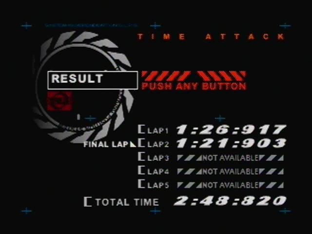 derek: AeroGauge: Time Attack [Neo Arena /2 Laps] (N64) 0:02:48.82 points on 2016-04-18 22:10:13