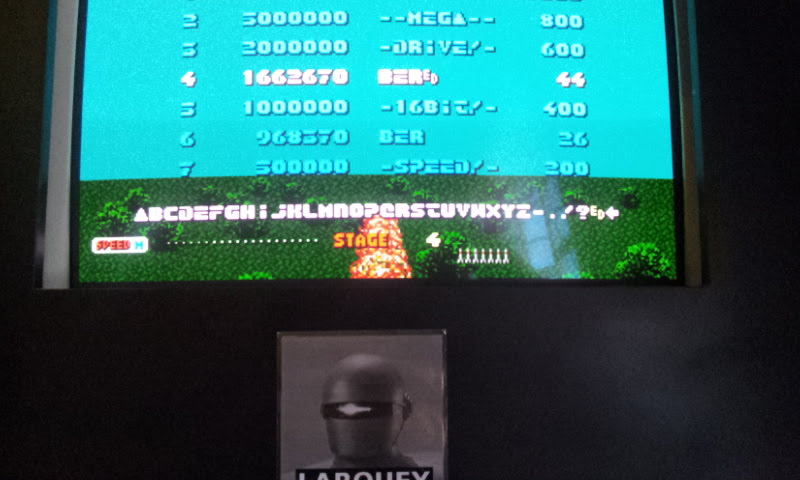 Larquey: After Burner 2 [Easy] (Sega Genesis / MegaDrive Emulated) 1,662,670 points on 2018-01-02 10:39:29