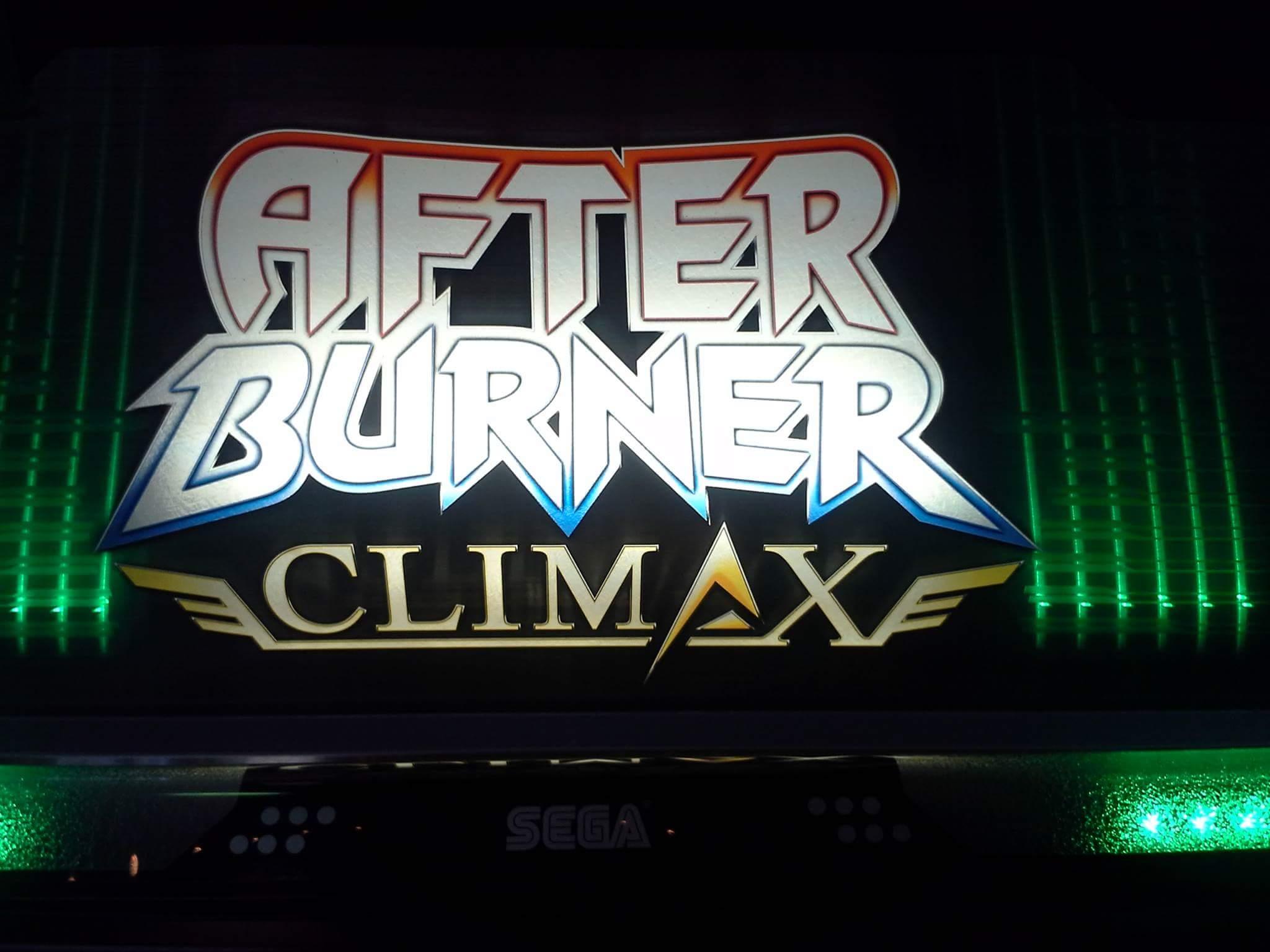 After Burner Climax 24,880 points