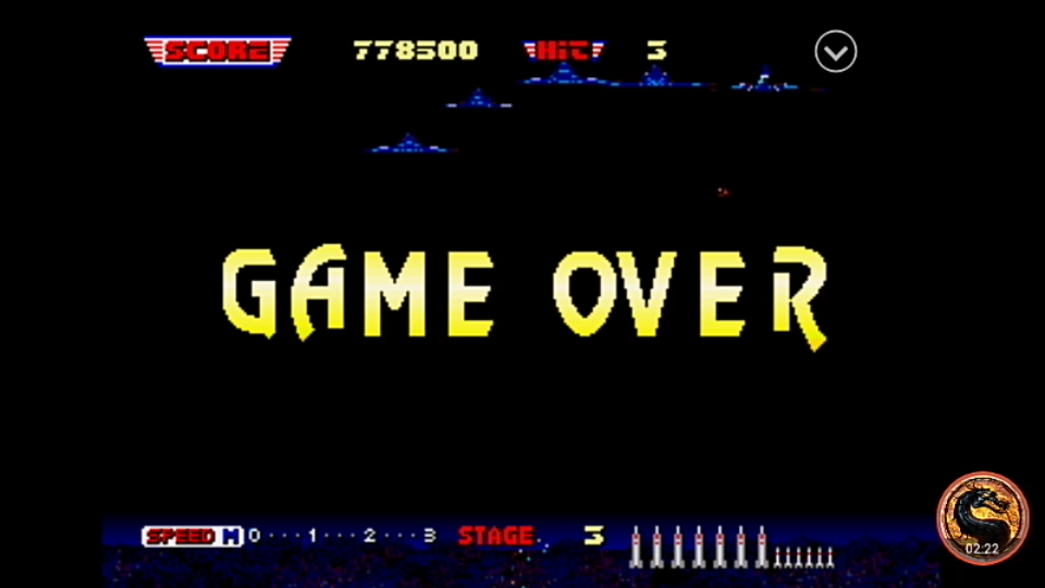 omargeddon: After Burner [Sega 32X] (Sega Genesis / MegaDrive Emulated) 778,500 points on 2019-10-30 00:17:49