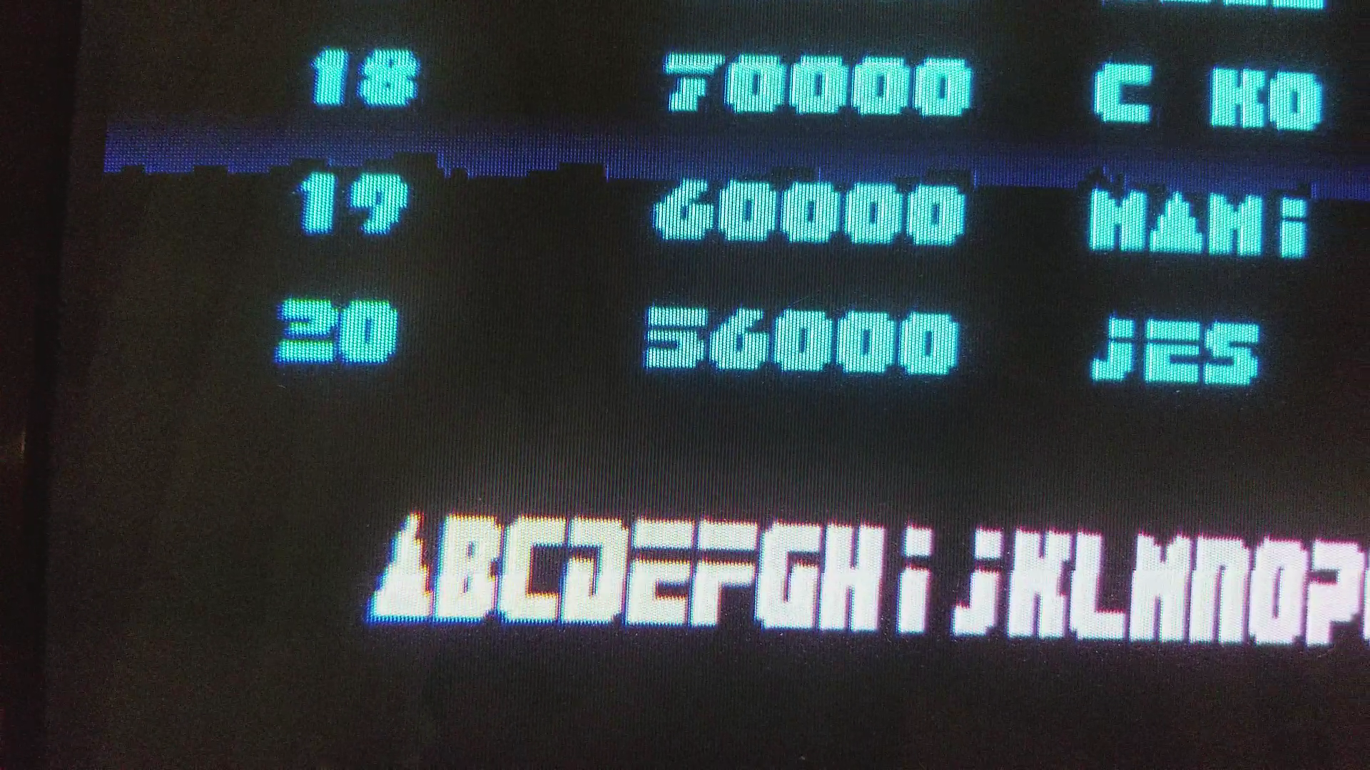 JES: After Burner [aburner] (Arcade Emulated / M.A.M.E.) 56,000 points on 2018-01-20 17:07:36