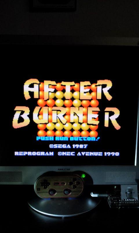 Larquey: Afterburner II (TurboGrafx-16/PC Engine Emulated) 678,240 points on 2017-01-20 05:36:17