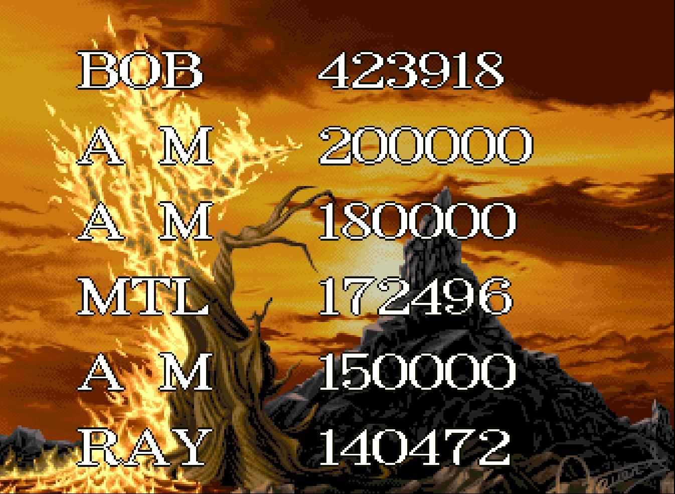 Mantalow: Agony (Amiga Emulated) 172,496 points on 2016-07-23 08:09:04