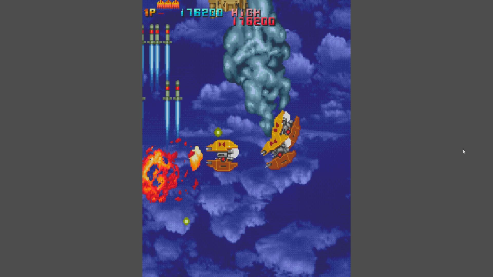 AkinNahtanoj: Air Attack [airattck] (Arcade Emulated / M.A.M.E.) 176,200 points on 2020-10-09 03:50:14