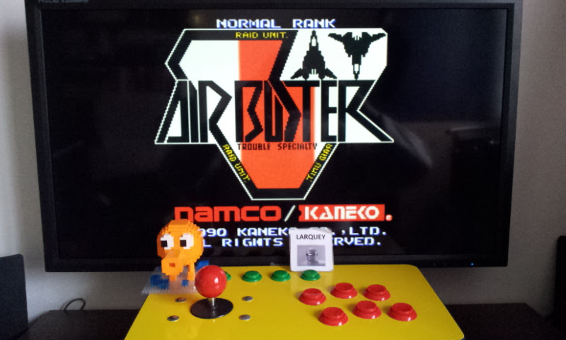 Air Buster: Trouble Specialty Raid Unit [airbustr] 34,200 points