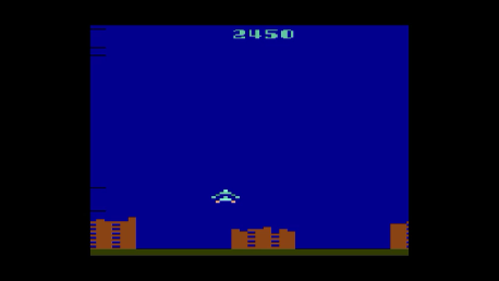ed1475: Air Raid (Atari 2600 Emulated Novice/B Mode) 2,450 points on 2016-10-06 20:09:30