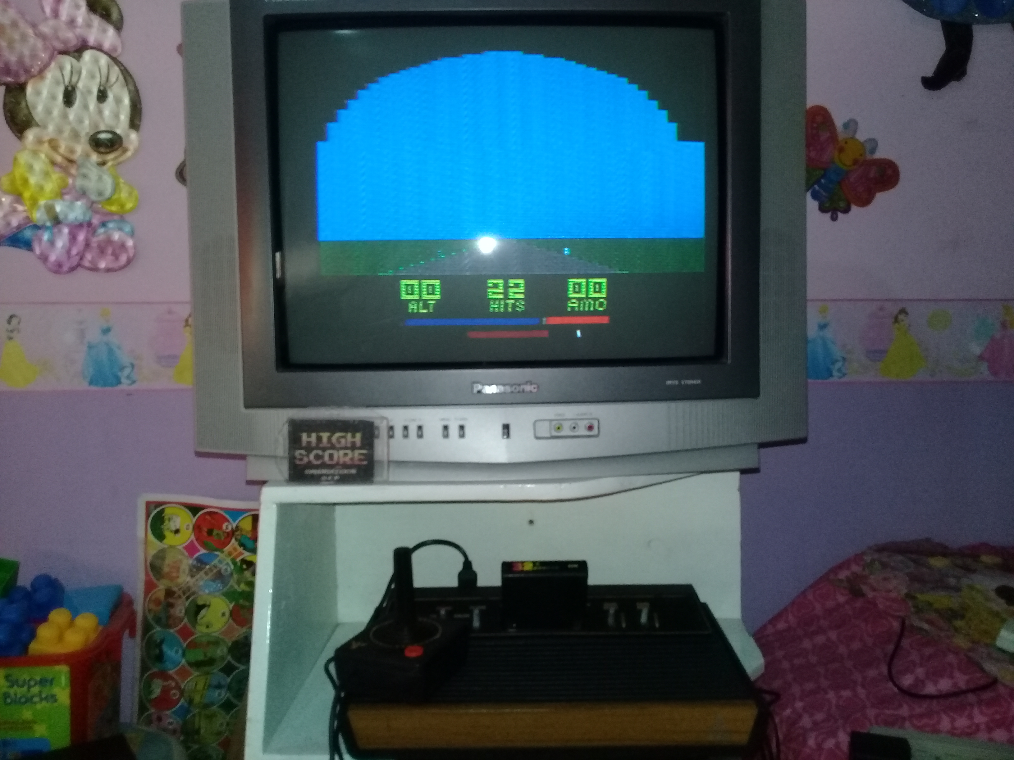 omargeddon: Air Raiders (Atari 2600 Expert/A) 22 points on 2019-06-09 18:01:22