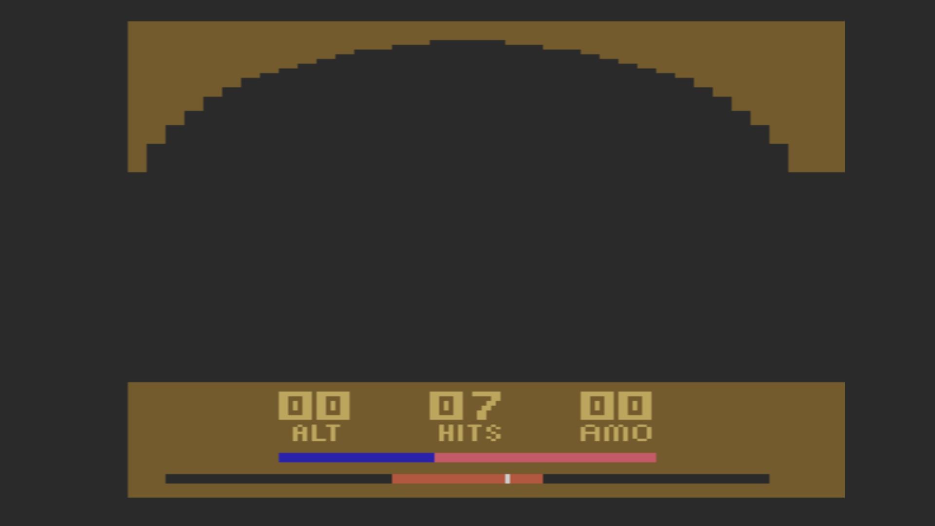 AkinNahtanoj: Air Raiders (Atari 2600 Emulated Novice/B Mode) 7 points on 2020-10-11 12:58:28