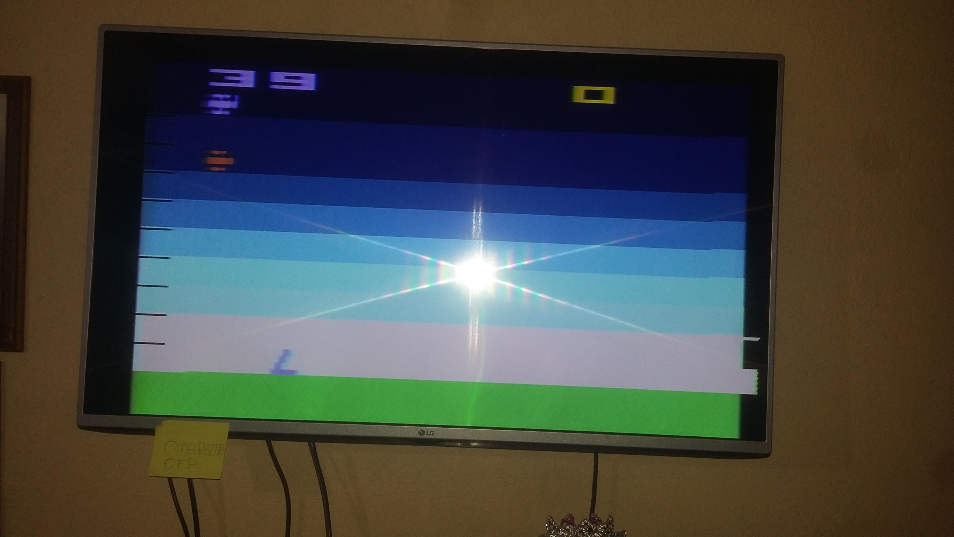 omargeddon: Air-Sea Battle (Atari 2600 Novice/B) 39 points on 2016-10-29 12:25:19