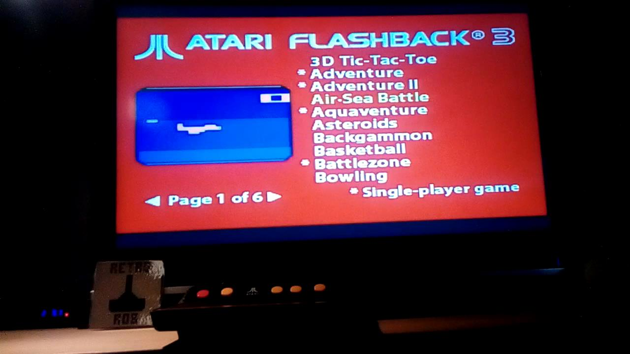 RetroRob: Air-Sea Battle (Atari 2600 Emulated Novice/B Mode) 25 points on 2019-06-28 15:16:14