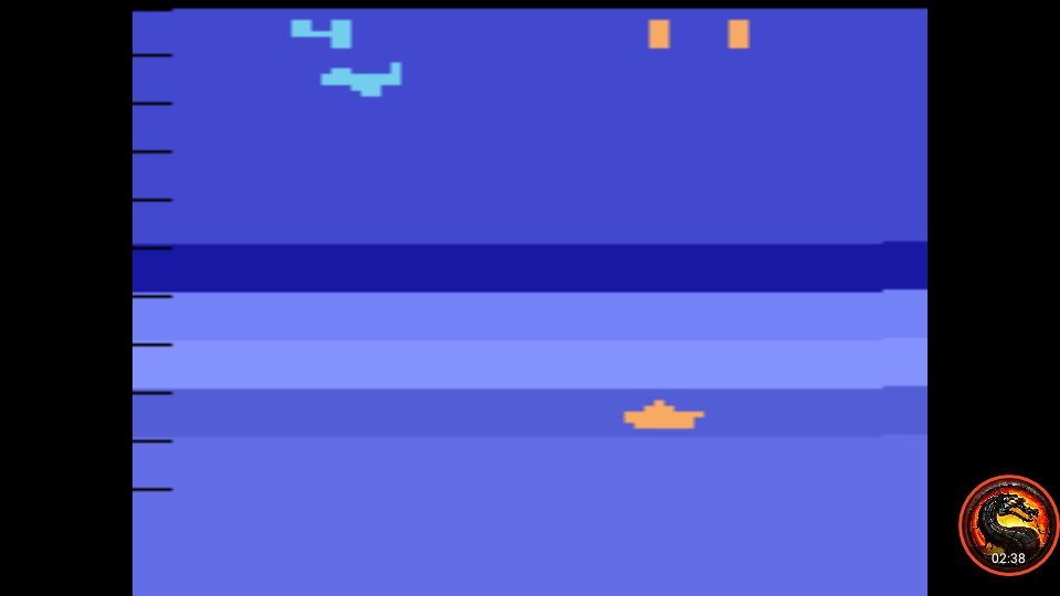 omargeddon: Air-Sea Battle: Game 24 (Atari 2600 Emulated Novice/B Mode) 11 points on 2020-01-11 01:20:50