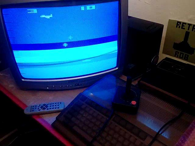 RetroRob: Air-Sea Battle: Game 27 (Atari 2600 Expert/A) 10 points on 2020-02-21 08:32:15