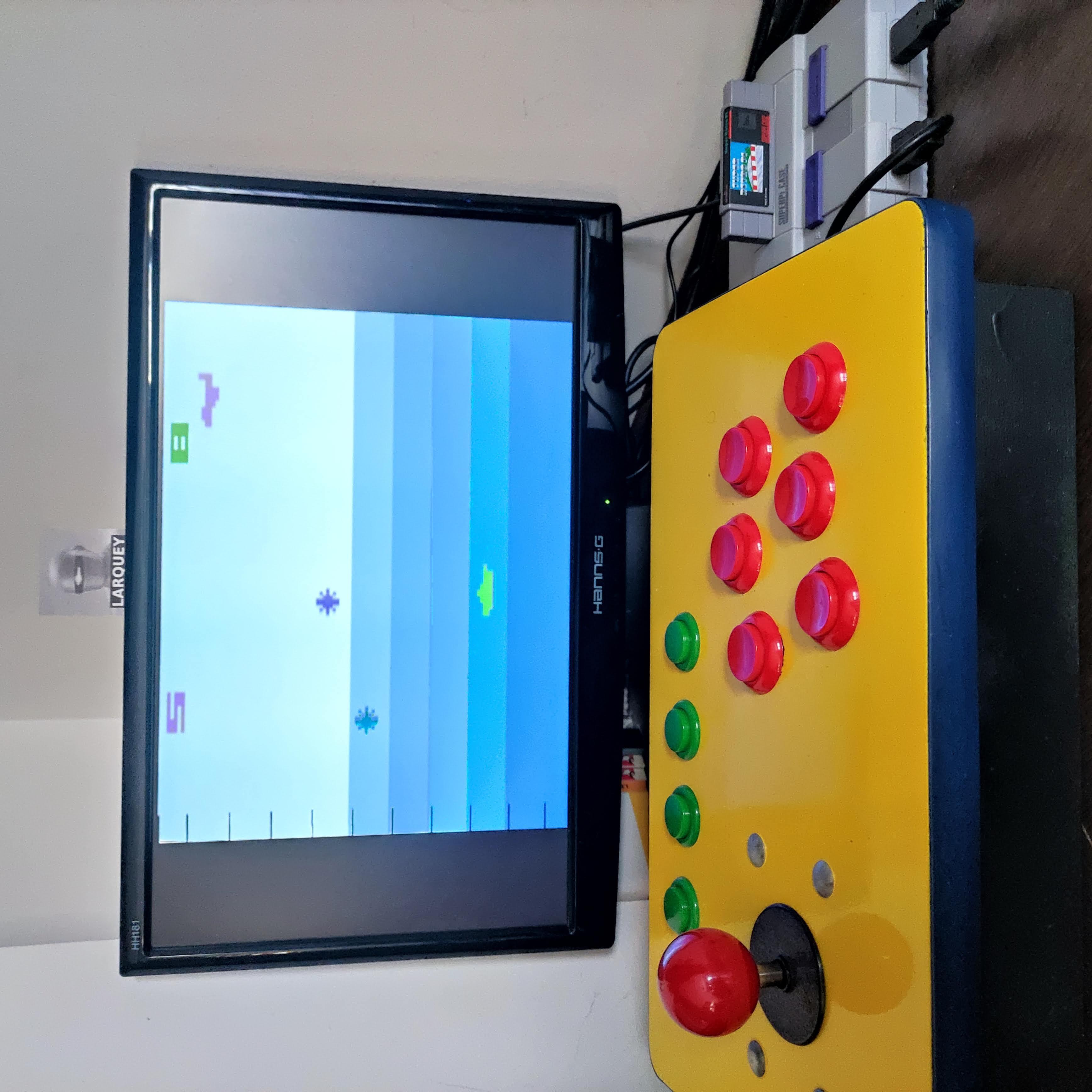 Air-Sea Battle: Game 27 8 points