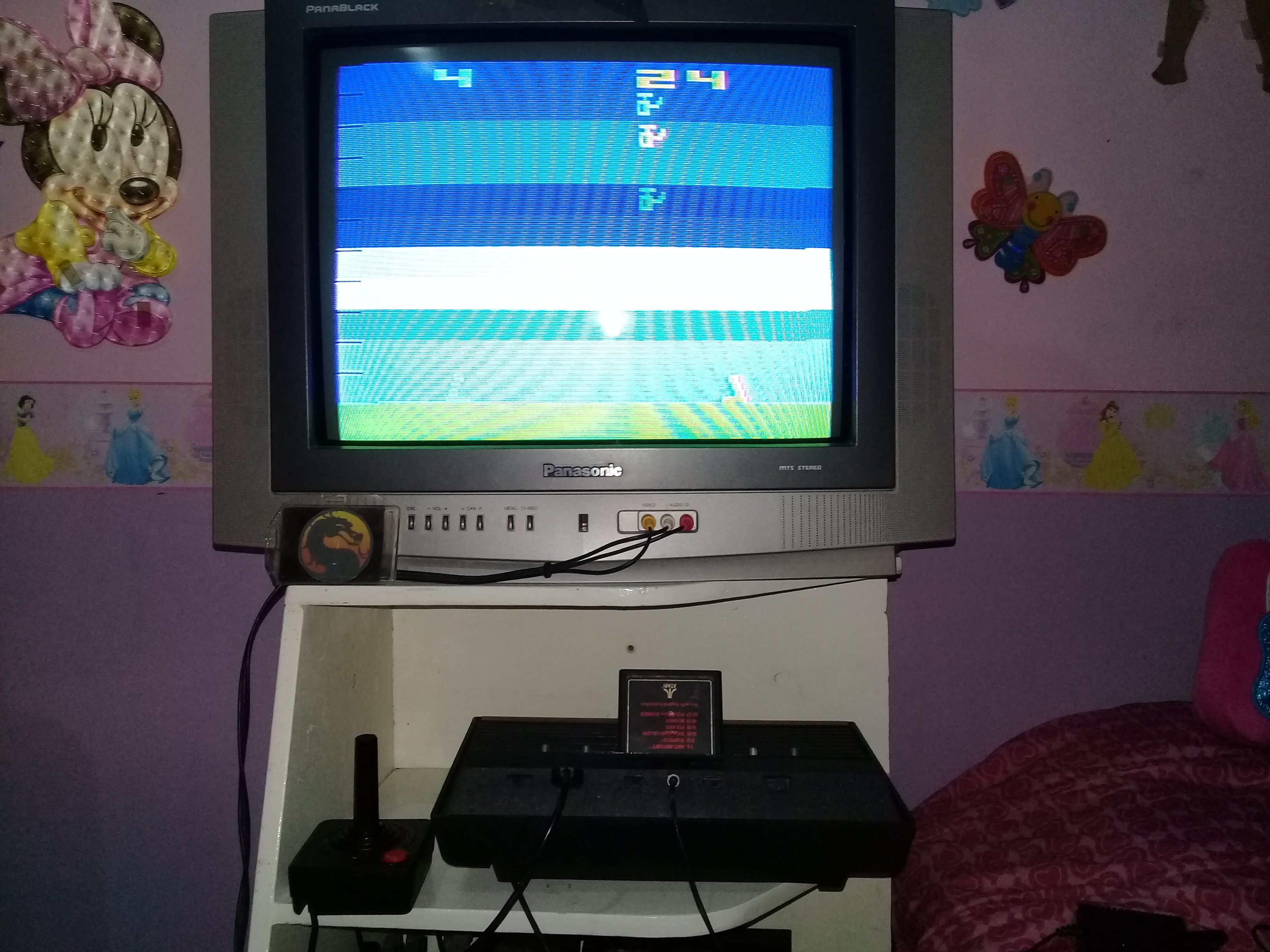 omargeddon: Air-Sea Battle: Game 3 (Atari 2600 Expert/A) 24 points on 2019-12-08 18:19:26
