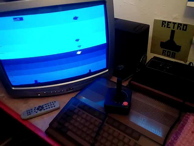 RetroRob: Air-Sea Battle: Game 9 (Atari 2600 Expert/A) 21 points on 2020-02-21 08:16:46