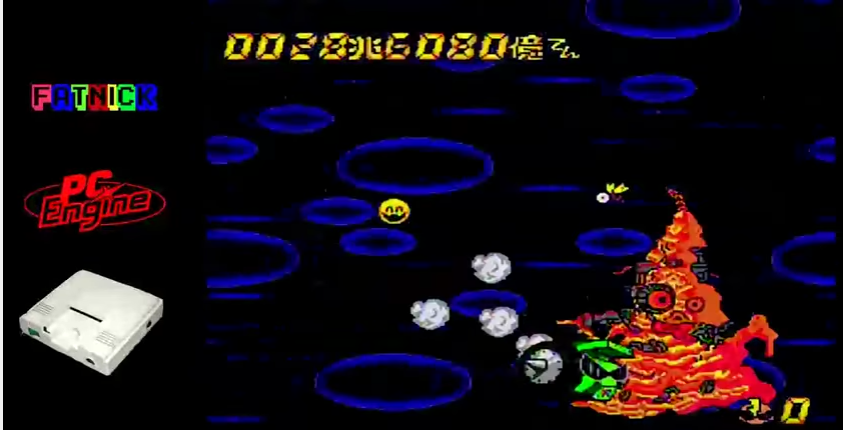 mechafatnick: Air Zonk [Spicy] (TurboGrafx-16/PC Engine) 286,080 points on 2017-02-08 00:32:47