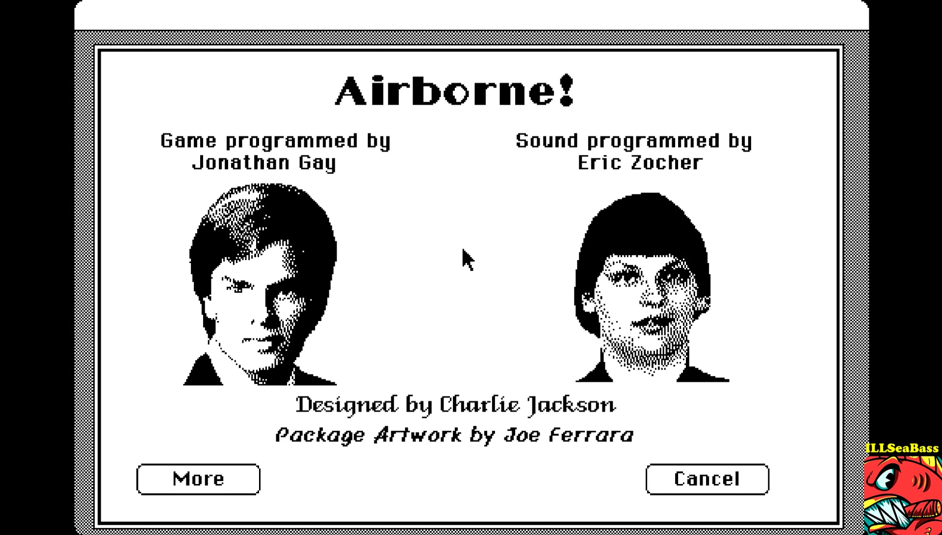 ILLSeaBass: Airborne! [Beginner] (Mac OS Emulated) 211 points on 2017-05-20 12:36:19