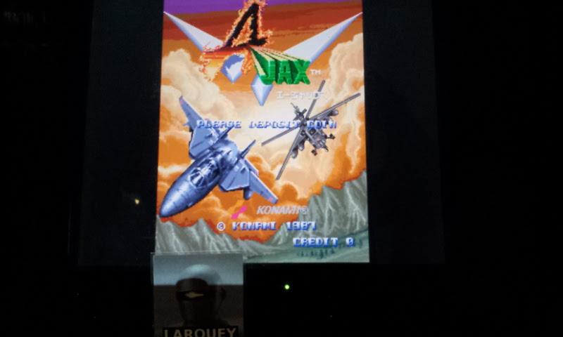 Larquey: Ajax (Jamma Pandora