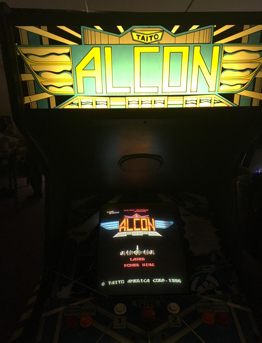 ILLSeaBass: Alcon [US] (Arcade) 28,780 points on 2017-03-12 18:29:20