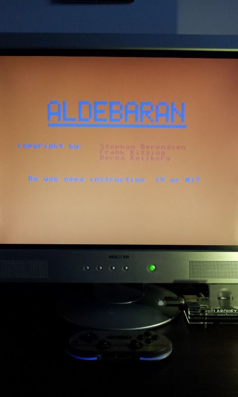 Larquey: Aldebaran (Commodore 64 Emulated) 11,466 points on 2017-03-05 05:32:21