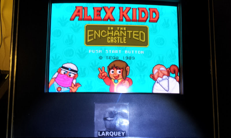 Larquey: Alex Kidd In The Enchanted Castle (Sega Genesis / MegaDrive Emulated) 2,210 points on 2018-01-02 11:08:48