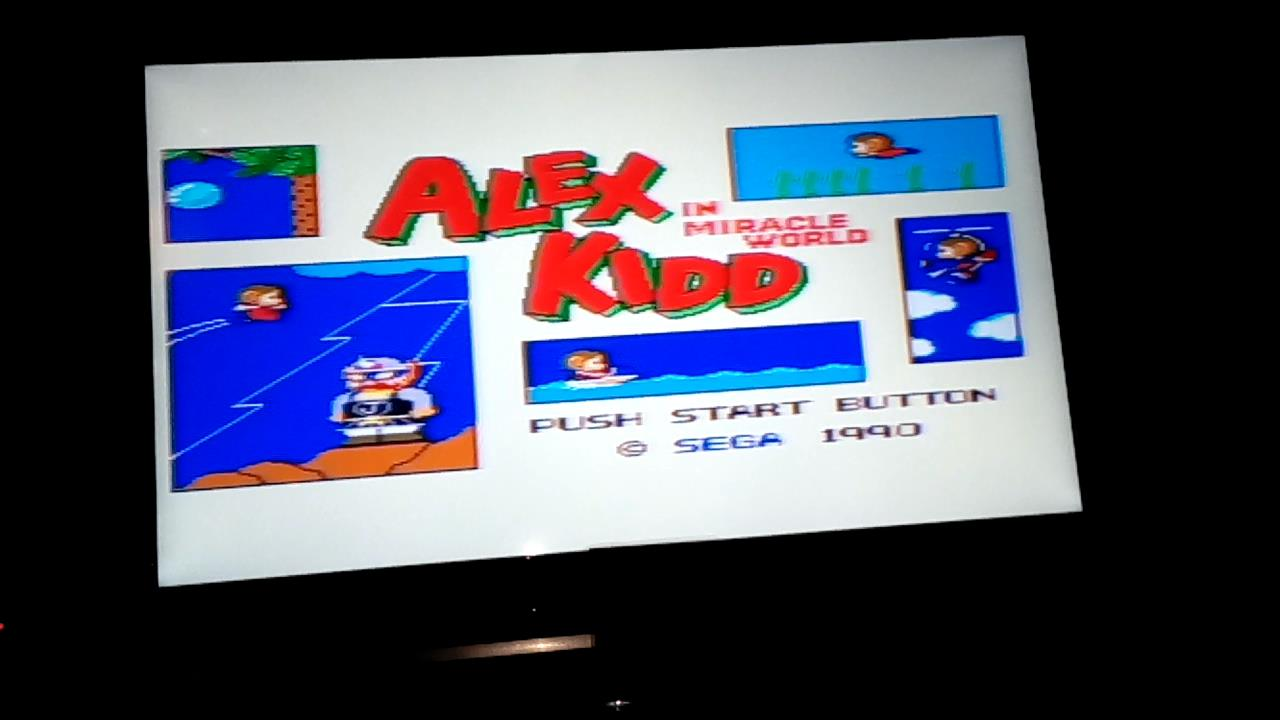 RetroRob: Alex Kidd in Miracle World (Sega Master System) 1,600 points on 2019-02-19 15:05:47