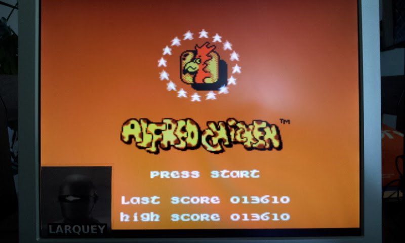 Larquey: Alfred Chicken (NES/Famicom Emulated) 13,610 points on 2017-04-22 11:23:24