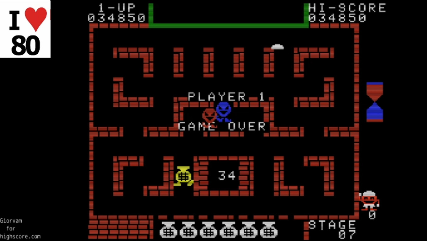 Giorvam: Ali Baba And 40 Thieves (Sega Master System Emulated) 34,850 points on 2019-12-17 09:20:57