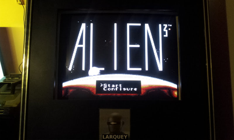Larquey: Alien 3 (Sega Genesis / MegaDrive Emulated) 4,205 points on 2018-01-02 12:01:29