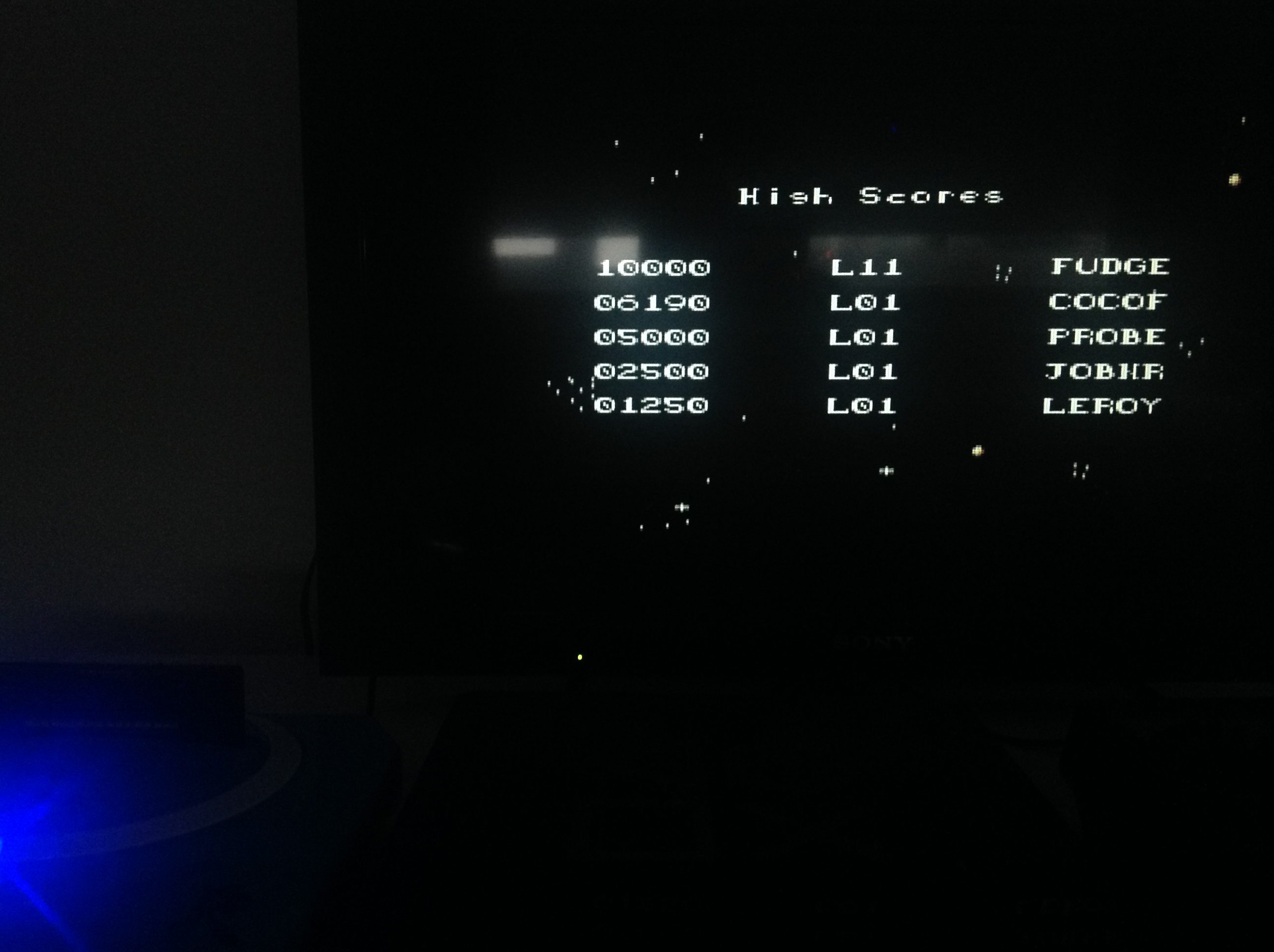 CoCoForest: Alien 3 (Sega Master System) 6,190 points on 2018-08-07 14:18:45