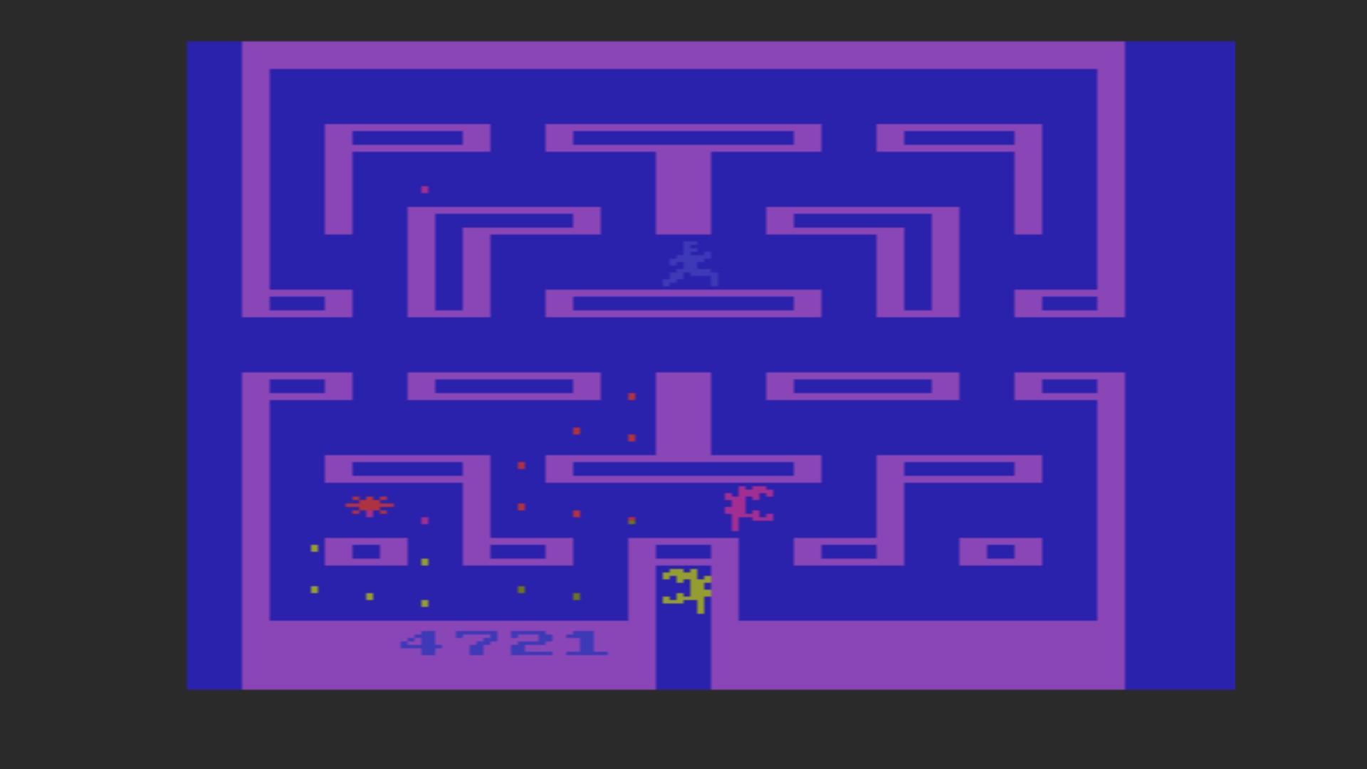 AkinNahtanoj: Alien (Atari 2600 Emulated Novice/B Mode) 4,721 points on 2020-10-09 05:22:39