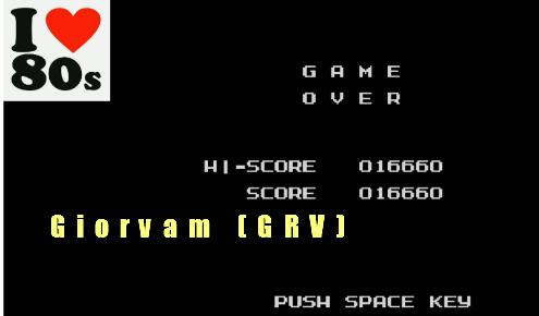 Alien Bounce 16,660 points